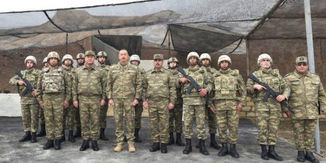 'Azerbaycan ordusu operasyona hazırdır'