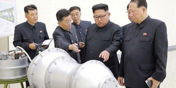 Kuzey Kore yine bombayı patlattı!