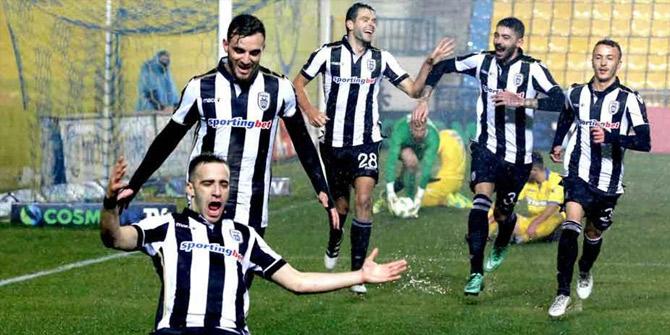 Yunanistan Kupası PAOK'ın oldu