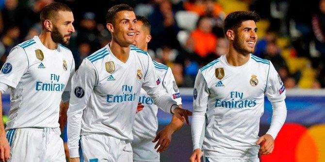 Real Madrid Celta Vigo'yu farklı geçti