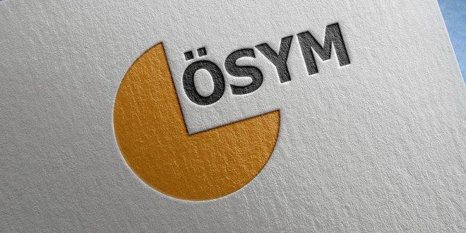 ÖSYM'den sınav binalarına ulaşımda 'QR kod' dönemi