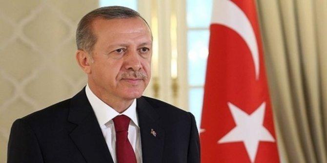 Erdoğan:  TRUMP'I tasvip etmiyoruz