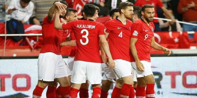 Milli Takım 2,5 yıl sonra İstanbul'da maç yapacak