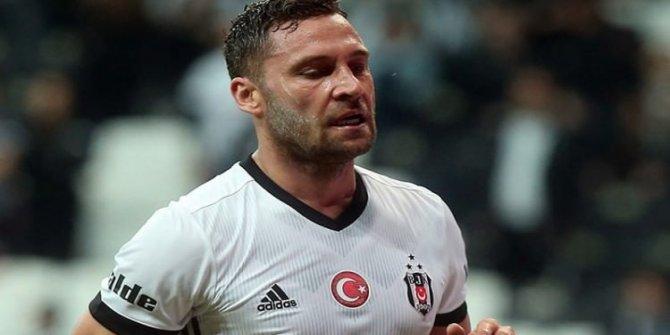 BeşiktaşlıTosic'e Çin teklifi