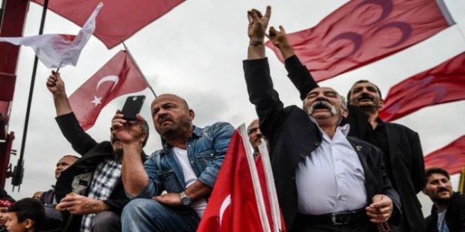 MHP'den yeniaf çıkışı!'Kararlıyız'