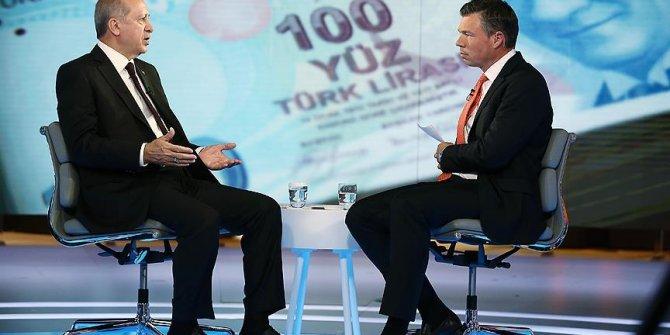 Cumhurbaşkanı Erdoğan: Faiz sebep enflasyon neticedir