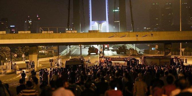 15 Temmuz Şehitler Köprüsü davasında mütalaa açıklanıyor