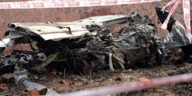 Suudi Arabistan'da uçak kazası! Ölü ve yaralı var