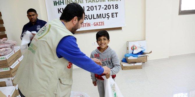 Filistin acil yardım bekliyor