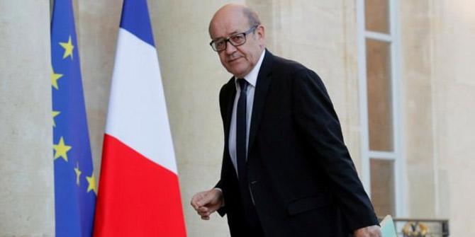 """Fransa'dan Ortadoğu açıklaması! """"Savaş çıkabilir"""""""
