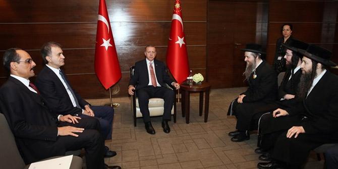 Haham Elahanan Beck: Erdoğan ile görüşen Haham'dan dünya liderlerine mesaj