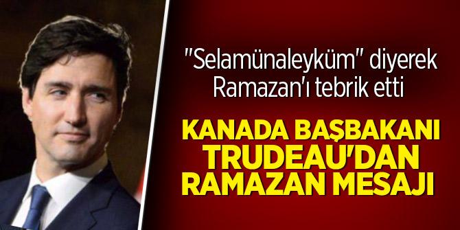 """""""Selamünaleyküm"""" diyerek Ramazan'ı tebrik etti!"""