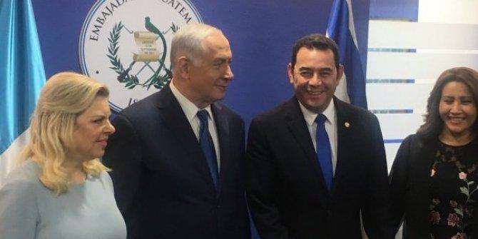 Bir ülke daha Kudüs'te elçilik açtı!