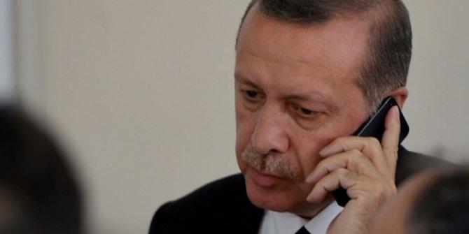 Cumhurbaşkanı Erdoğan, BM Genel Sekreteri ile görüştü