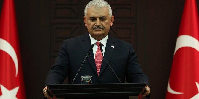 Başbakan Yıldırım'dan 3 lidere zirve daveti
