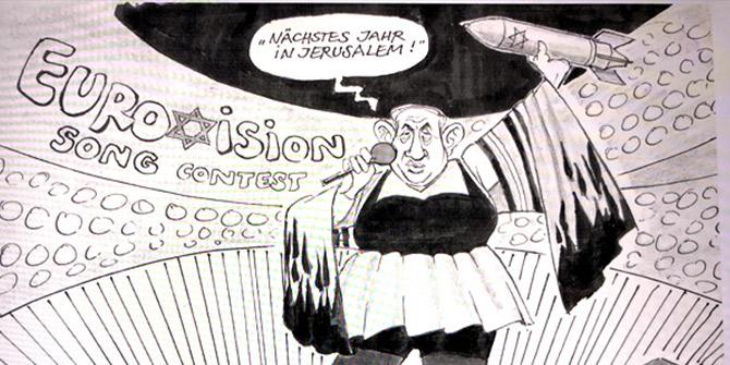 Netanyahu'yu çizen karikatürist işten çıkarıldı