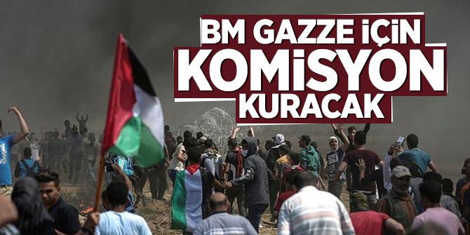 İsrail'e kötü haber! BM Gazze için komisyon kuracak