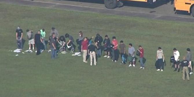 ABD'de Santa Fe Lisesi'ne silahlı saldırı