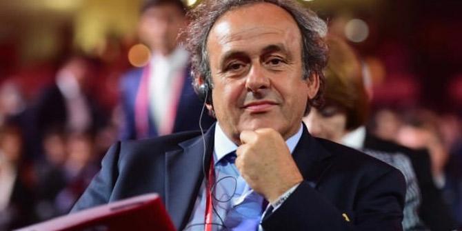 Platini'den futbol dünyasını sarsan hile açıklaması