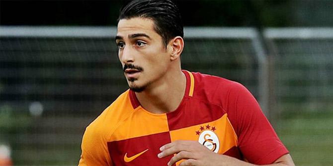 Galatasaraylı Koray Günter Genoa ile el sıkıştı