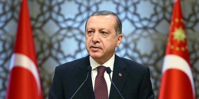 Erdoğan şampiyon olan Galatasaray'ı tebrik etti