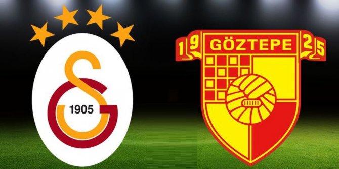 Galatasaray'da ilk 11'ler belli oldu!
