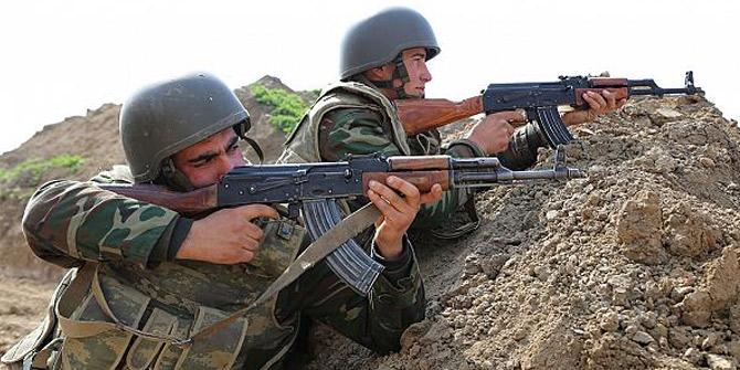 Ermenistan-Azerbaycan sınırında çatışma! 1 asker şehit