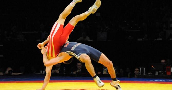Avrupa Yıldızlar Güreş Şampiyonası'nda 12 madalya