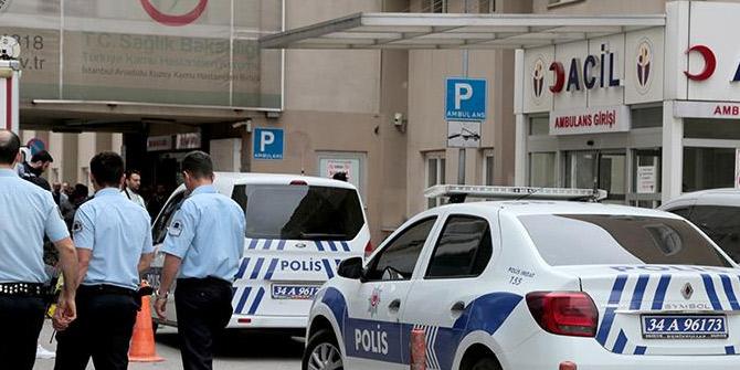 Ümraniye'de hastane önünde silahlı saldırı: 2 ölü