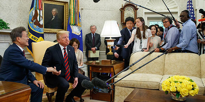 Trump ve Kim görüşmesi ertelenebilir