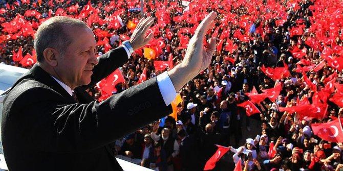 AK Parti'nin ilk miting adresi belli oldu