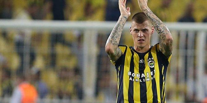 Beşiktaş formasıyla o pozu verdi