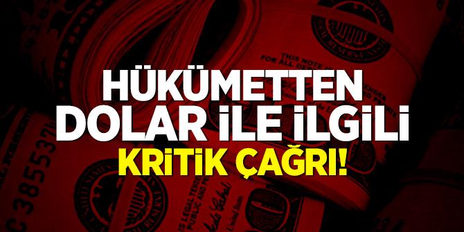 Zeybekçi'den kritik dolar açıklaması! 'Yetkilerini kullansınlar'