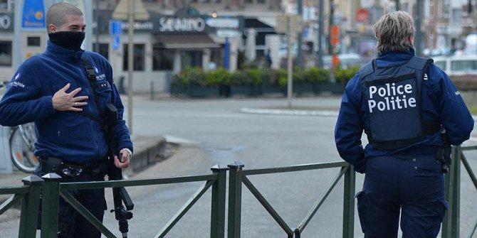 Belçika polisi vücut kamerası takacak