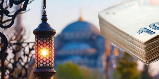 Ramazan Fitresi ne kadar? Diyanet 2018 fıtır sadakası ücreti