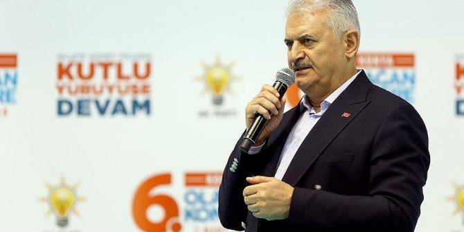 """""""16 yılda Türkiye'yi 3,5 kat büyüttük"""""""