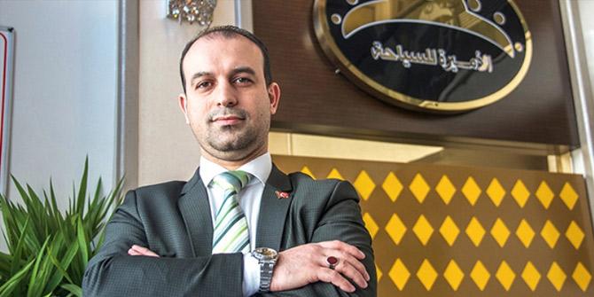 Suriyeli İş Adamı AK Parti Bursa milletvekili adayı oldu