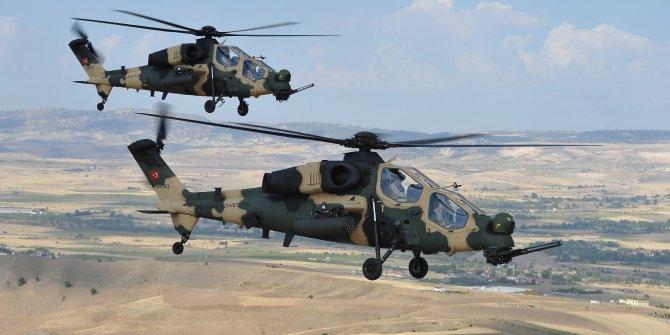 30 Atak helikopteri için Pakistan ile imzalar atıldı