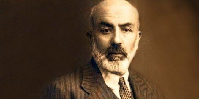 Mehmet Akif Ersoy'un Allah isimli şiiri bulundu