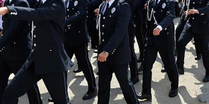 25 bin 500 polis adayı alımı için şartlar