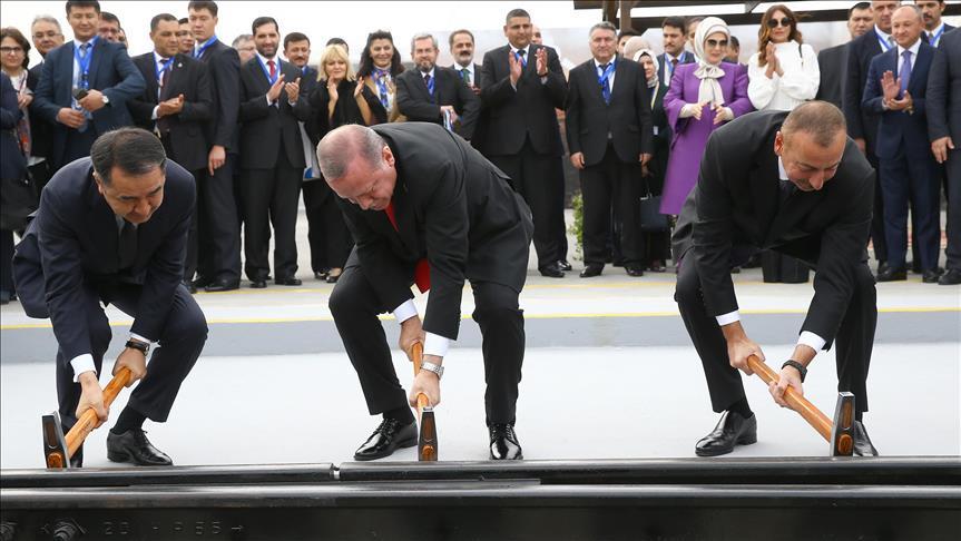 'Gürcistan ve Türkiye'nin ortak projeleri iş birliğini taçlandırdı'