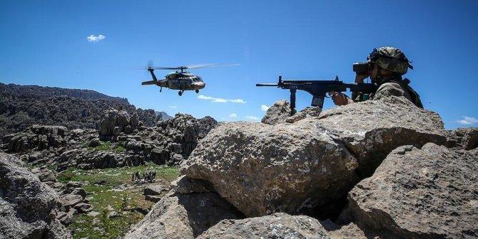 PKK'nın sözde sorumlusu etkisiz hale getirildi!