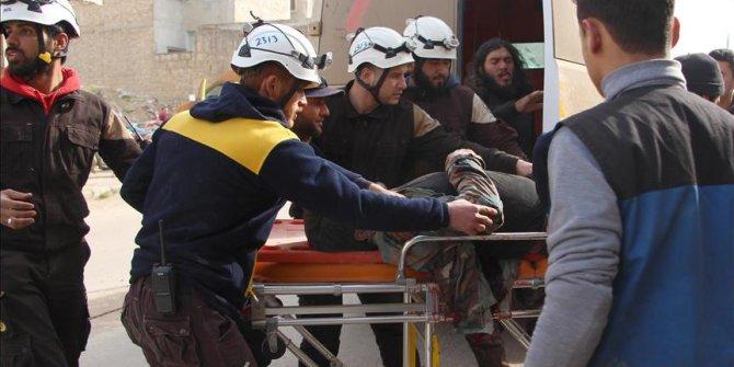 Suriye'de Beyaz Baretliler'e silahlı saldırı: 5 ölü