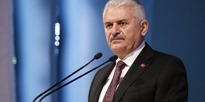 'Siz sadece yıkmayı bilirsiniz, yapmayı AK Parti bilir'