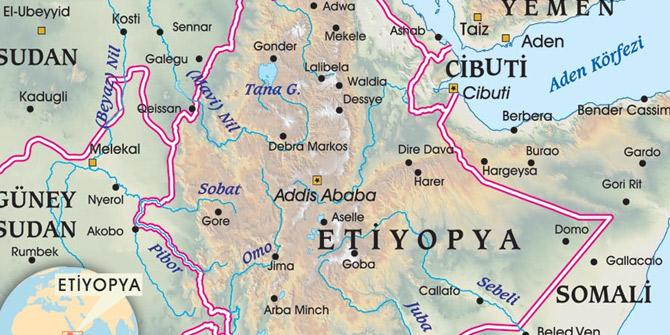 Etiyopya'da heyelan: 23 ölü