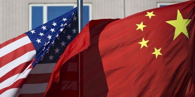 Çin'den ABD'ye 'son ver' çağrısı!