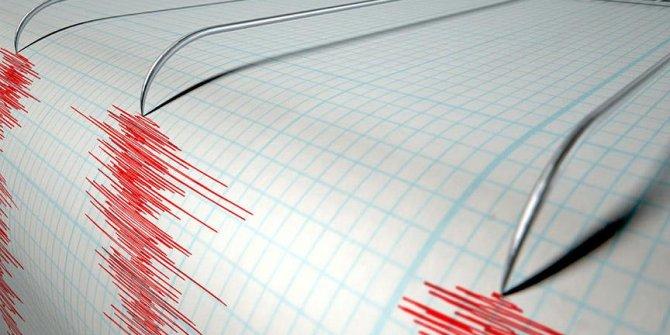 Çin'de deprem!