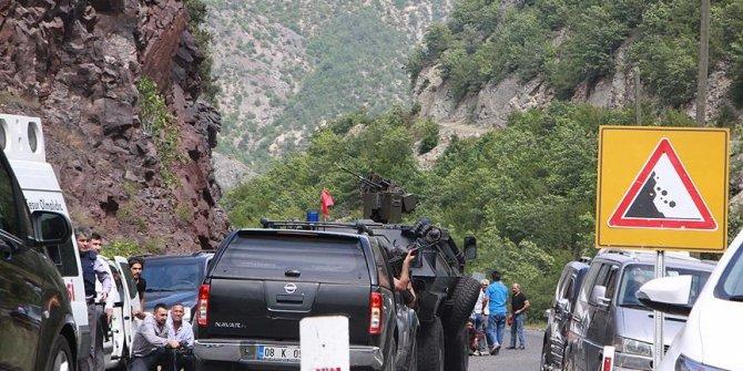 Kılıçdaroğlu'nun konvoyuna saldıran teröristler etkisiz hale getirildi