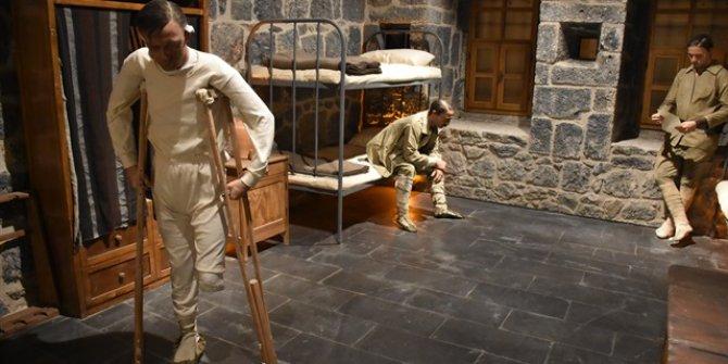 Kafkas Cephesi Harp Tarihi Müzesi bir diğer adıyla ''Kanlı Tabya''