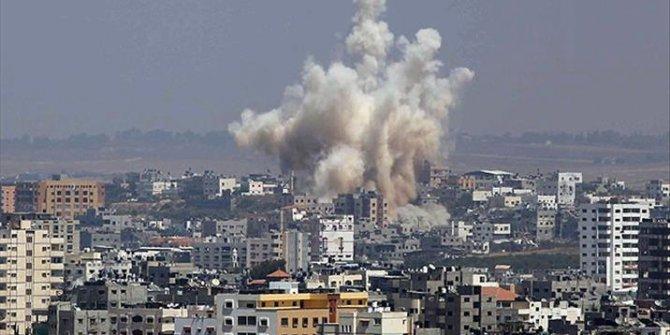Gazze'den İsrail'e saldırı!